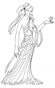 Qi Gong femme